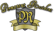 Permanent Resident Badge