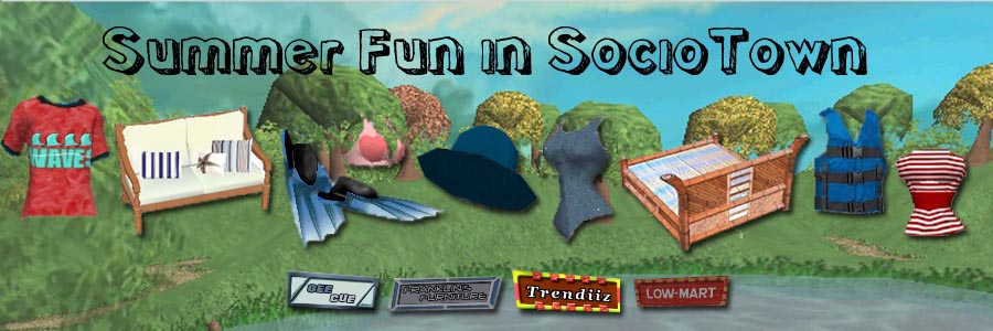 SocioTown fun in the sun
