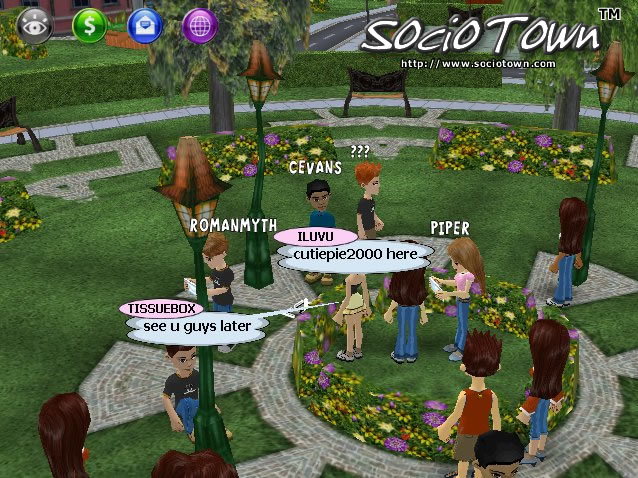 Sociotown media gallery for the virtual game world sociotown sciox Image collections